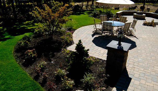 Long Island landscaping design